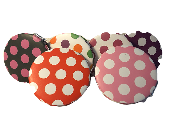 Spotty Compact Mirrors
