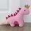 Thumbnail: Pink Dinosaur Doorstop
