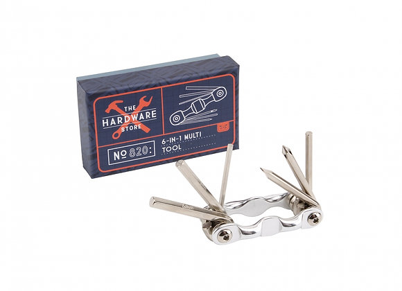 The Hardware Store: 6-in-1 Multi-Tool