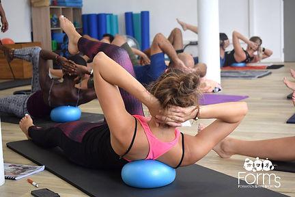 cours collectifs pilates salle de sport