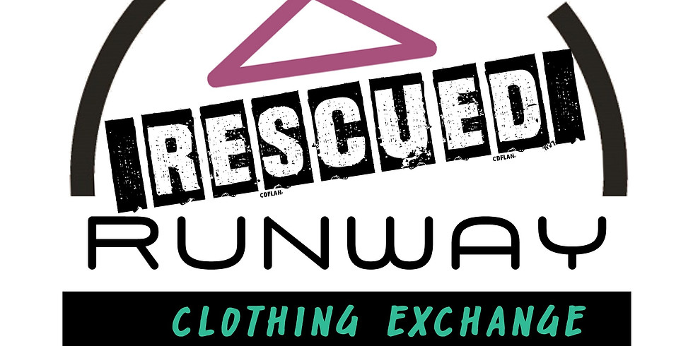 Rescued Runway Clothing Swap