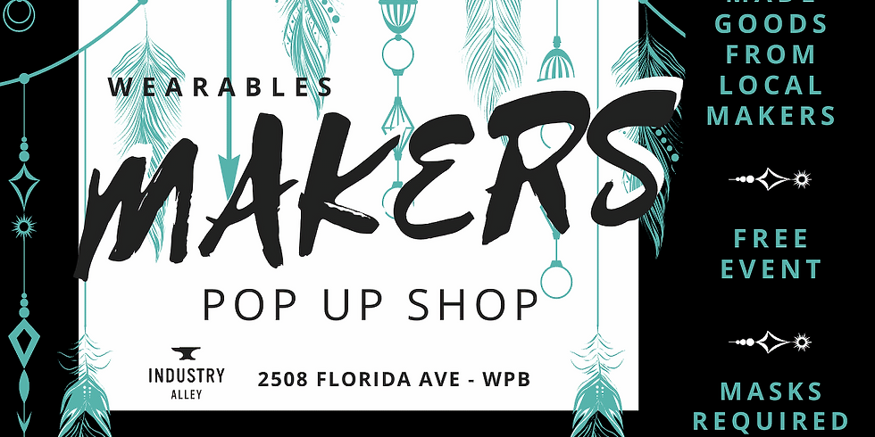 Wearables Pop Up Consignment Shop