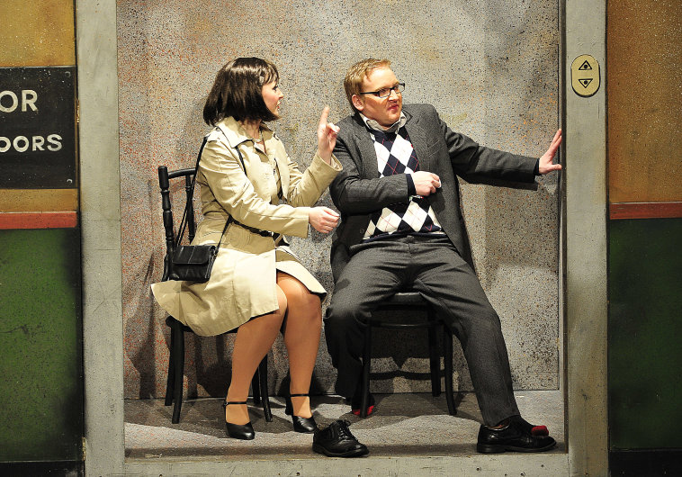 Sweet Charity Chesterfield Operatic