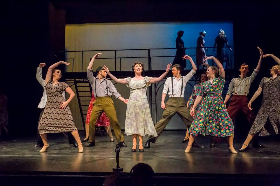 Evita Chesterfield Operatic Society
