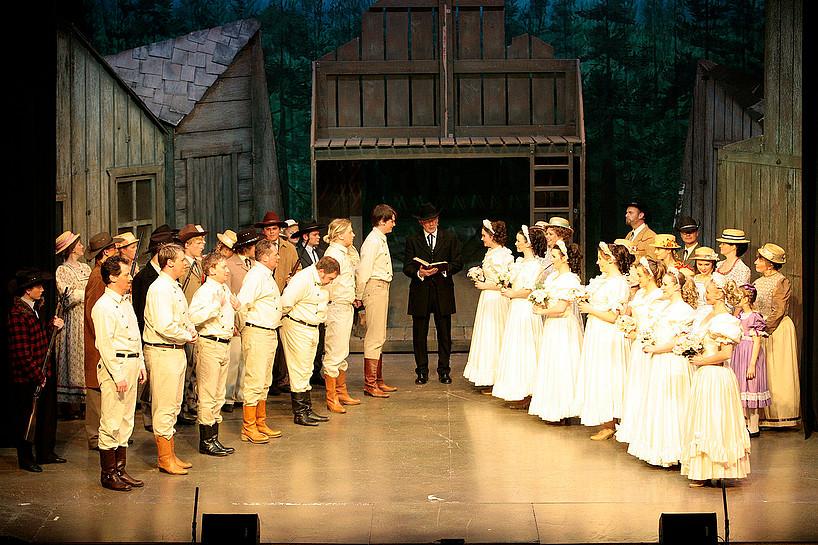 Seven Brides Chesterfield Operatic