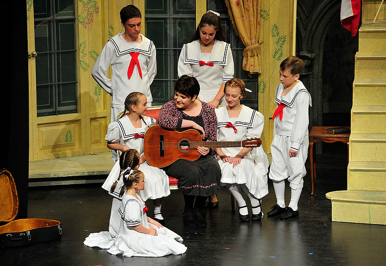 Sound of Music Chesterfield Operatic