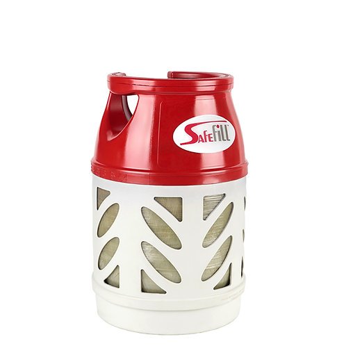 7.5Kg super lightweight refillable LPG cylinder