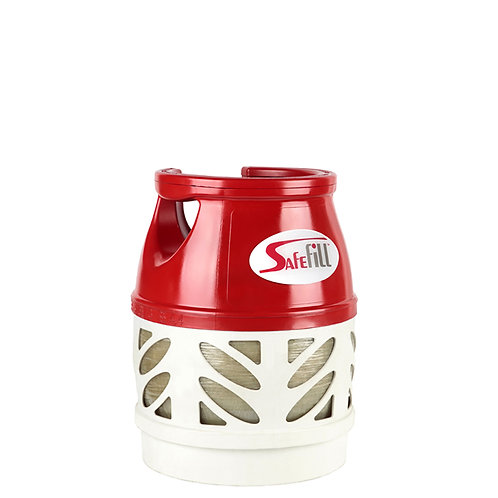 5KG super light weight refillable Cylinder