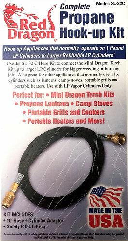 Hose Kit for Mini Dragon & Firestarter