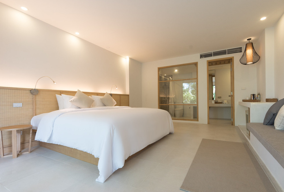 Fresh Interior Hospitality Photography