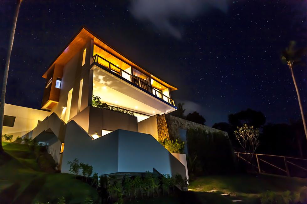Professional Villa Photography
