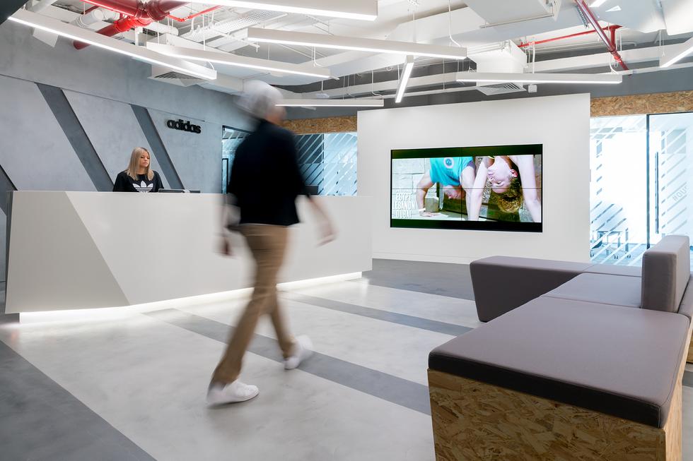 Professional Corporate Interiors