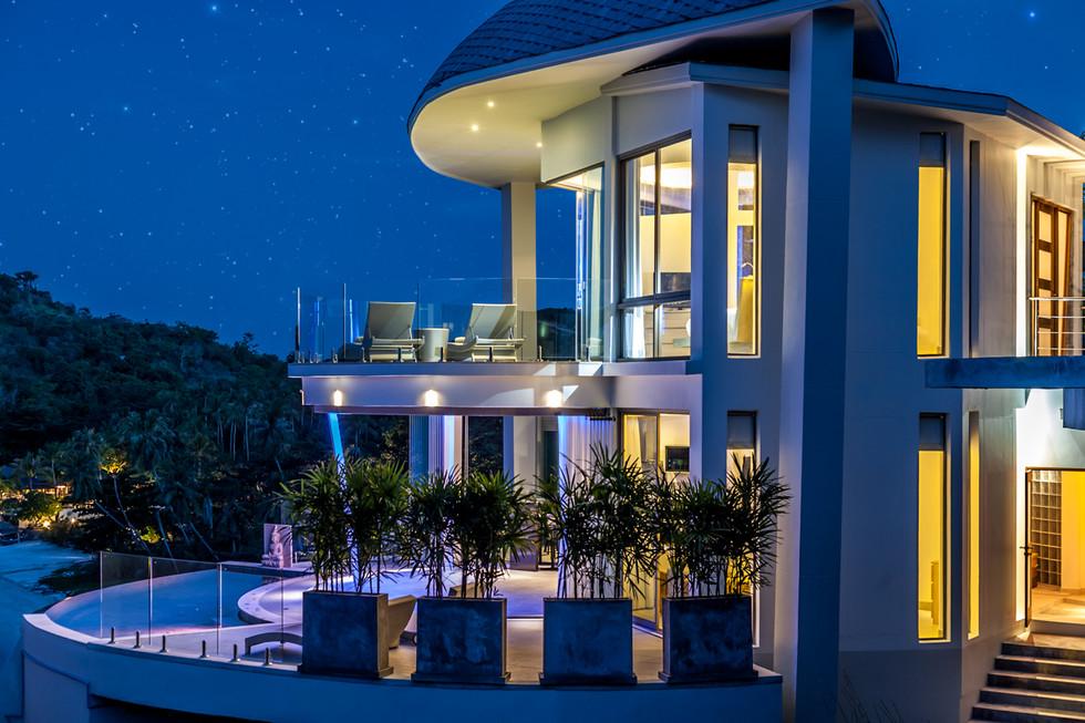 Luxury Villa Photography