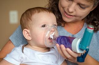 Tratamento para Asma e Bronquite