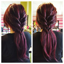 Instagram - A fun style for any occasion  Style: Paqize Color: Tara Model: Erin  #plum #fallcolors #