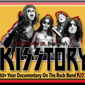 KISSTORY+ 50 Year Documentary