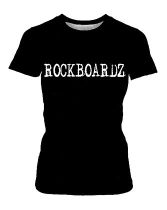 T-Shirt ~ RockBoardz Logo!