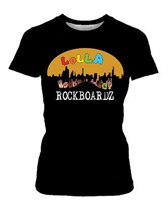 LOLLA + ROCKBOARDZ