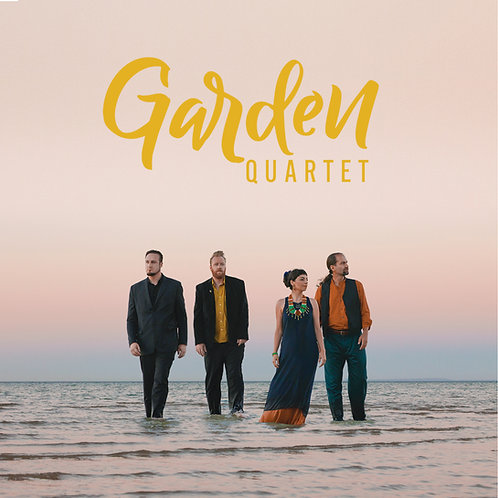 Garden Quartet CD & Digital Album | 2019