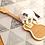 "Thumbnail: The ""Furender"" Custom Design Guitar Cat Scratch Pad"