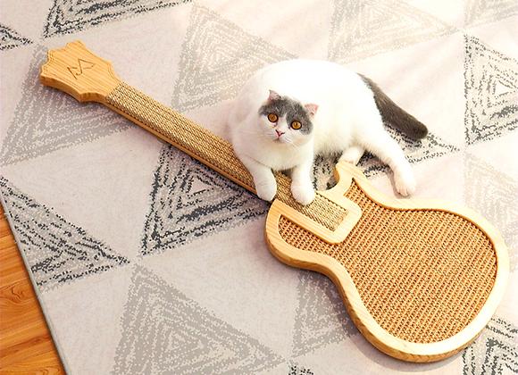 """The """"Furender"""" Custom Design Guitar Cat Scratch Pad"""