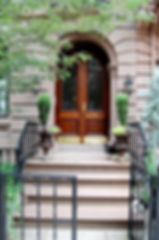 Historic door and window restoration, repair, refinishing and replacement New York