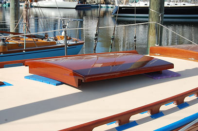 wooden boat repair, restoration New York