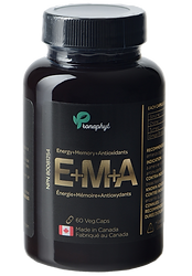 Pronaphyt natural supplements made in quebec, canada, energy, memory, energy
