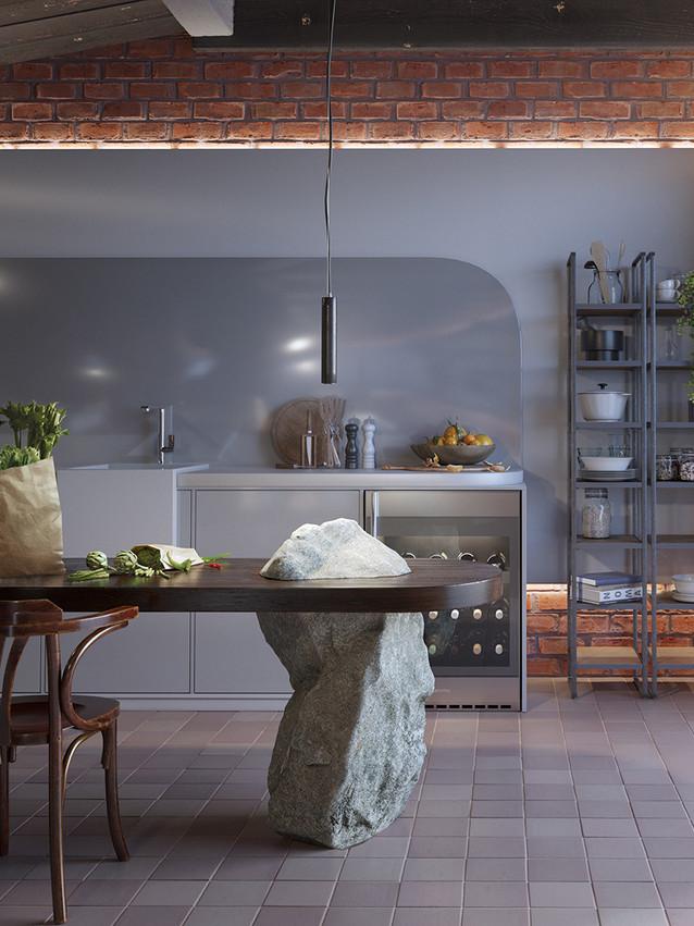Trigo Studio kitchen