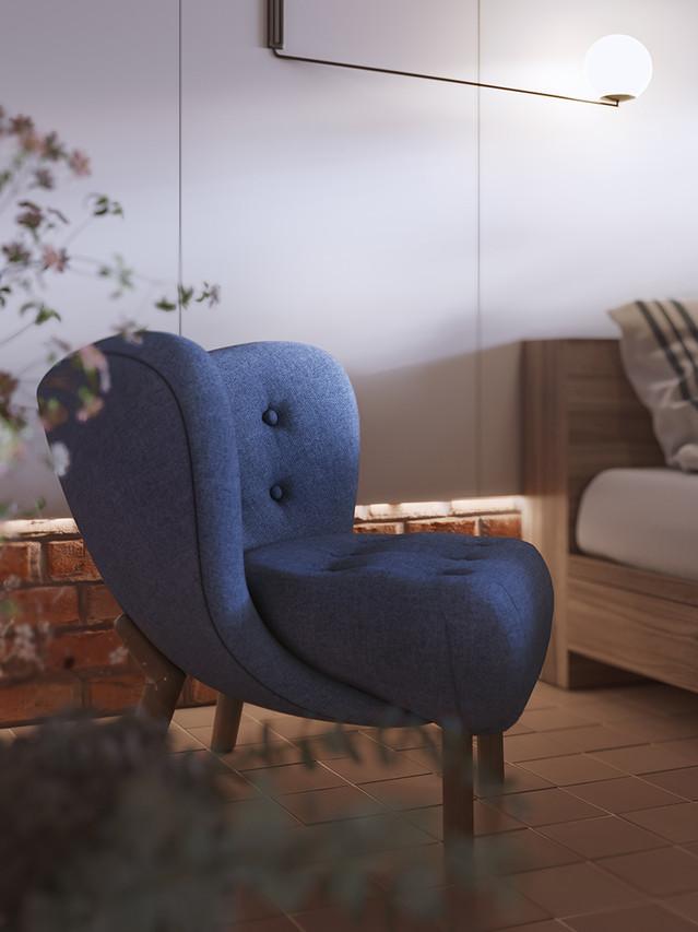 Trigo Studio armchair