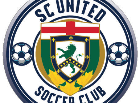 New Website for SC United Soccer Club