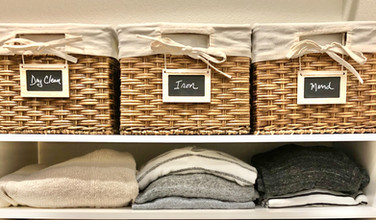 Basket & Bin Joins Redfin's Pro Organizer Roundup with Top Organizing Tips for Your Home