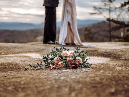 What I Wish I Had Known About Elopements| Elopement Photographer in North Carolina