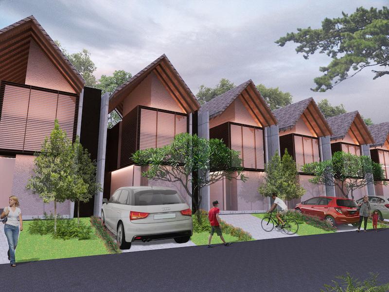 Cisauk Landed Houses