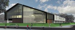 Trampoline Arena