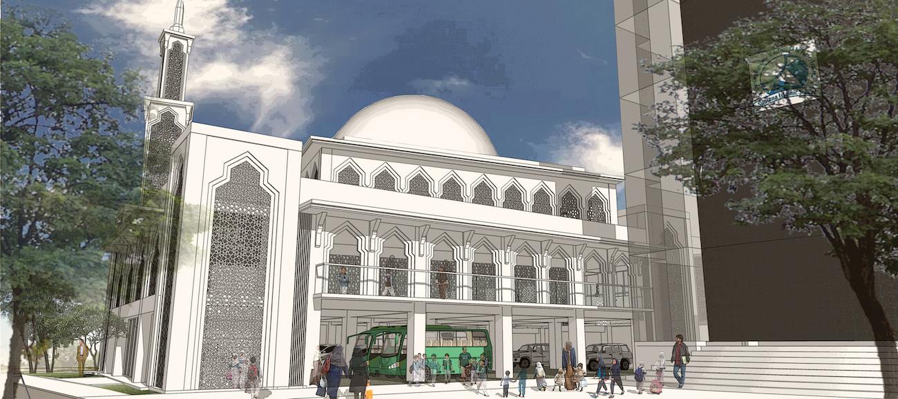 Syafana Mosque