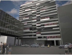 King's Parking Building