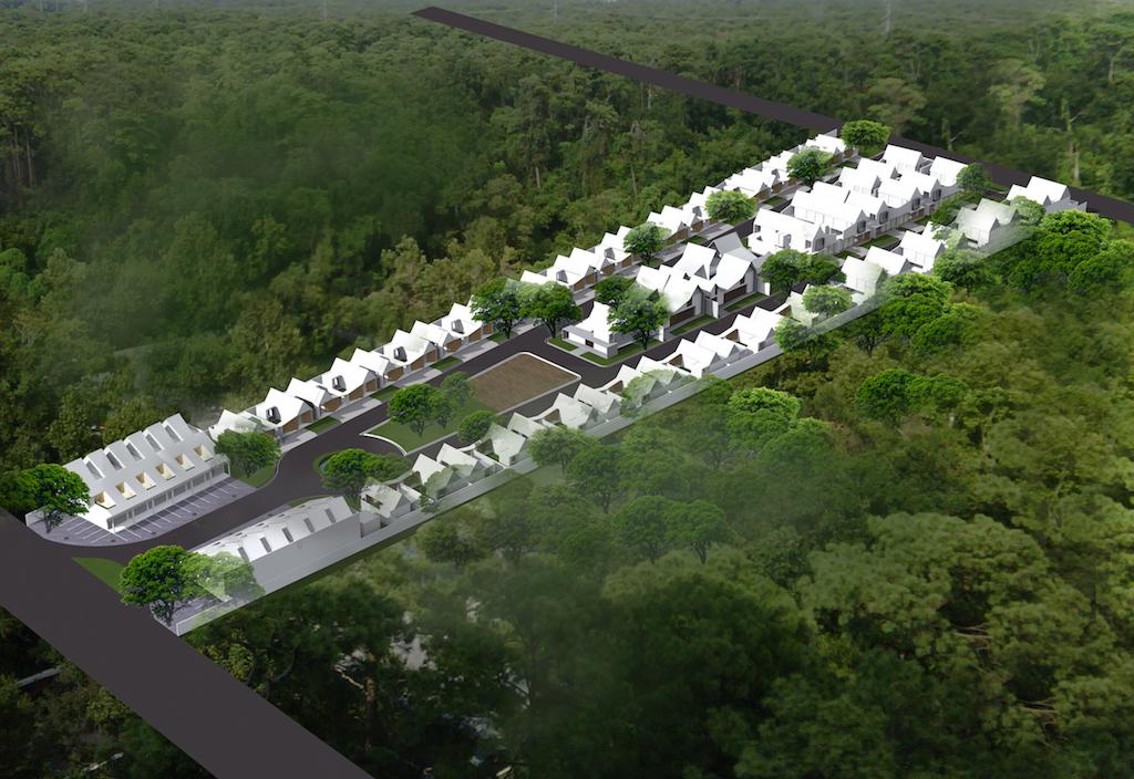 Banjarbaru Landed Houses
