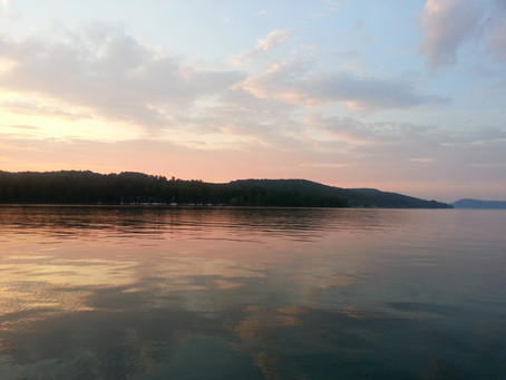 Inspiration – Glimmerglass Lake, Cooperstown