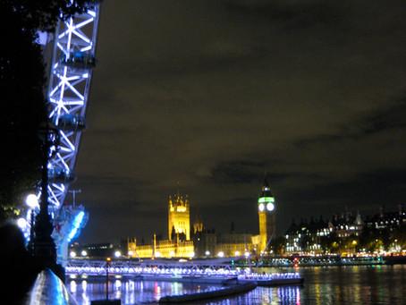 London Holiday!