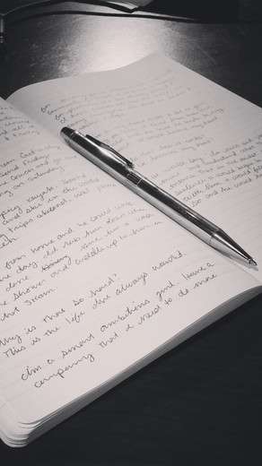 Why Writing is Weird, by a Writer…