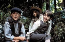 The Secret Garden – Then and Now
