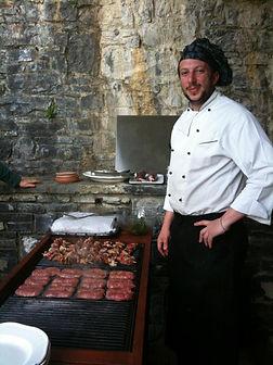 Executive Chef Matteo Clivati