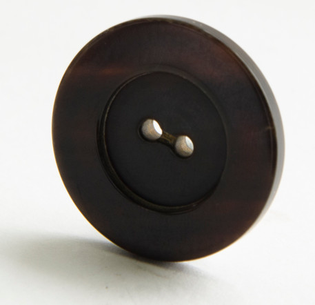 Horn Button Two Holes