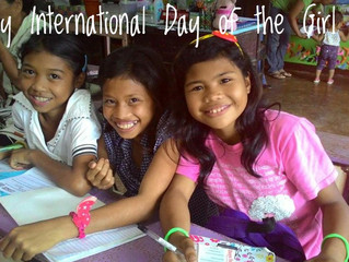 Happy International Day of the Girl