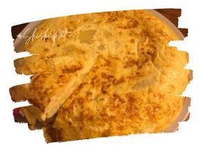 Recette Tortilla de patatas Española