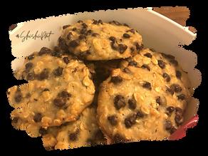 Recette de cookies aux flocons d'avoines