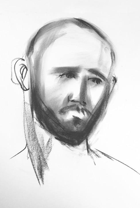 male head 2