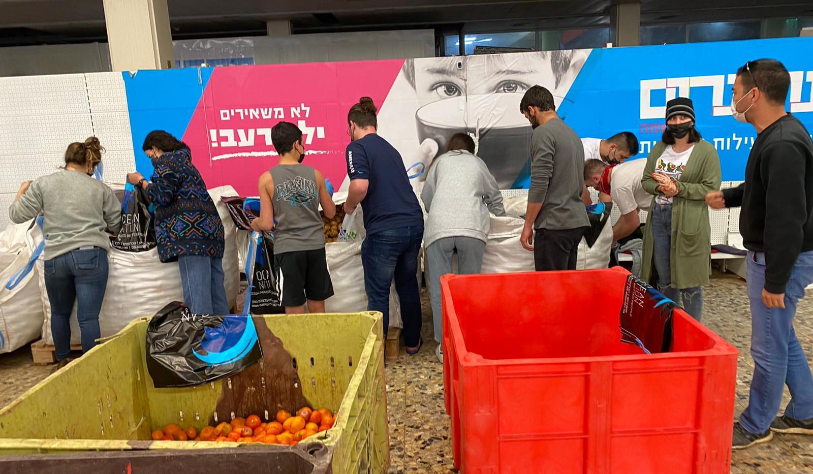 טיול הנוער בגולן 02