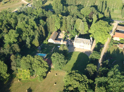 ChateaudeLays_view from the air